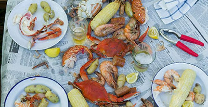 Florida Seafood Boil